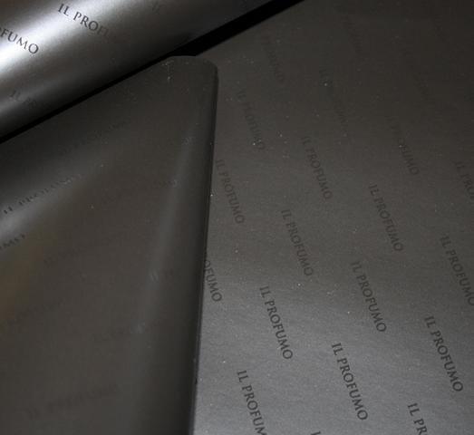 Geschenkpapier-UV-Lack