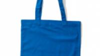 blaue Taschen