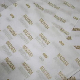Seidenpapier bedrucken