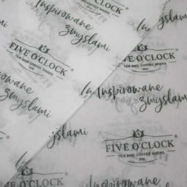 bedrucktes-Seidenpapier