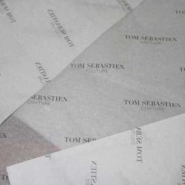 Aufdruck-Seidenpapier