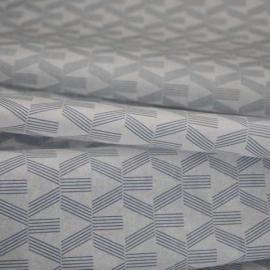 Seidenpapier mit Druckmotiv